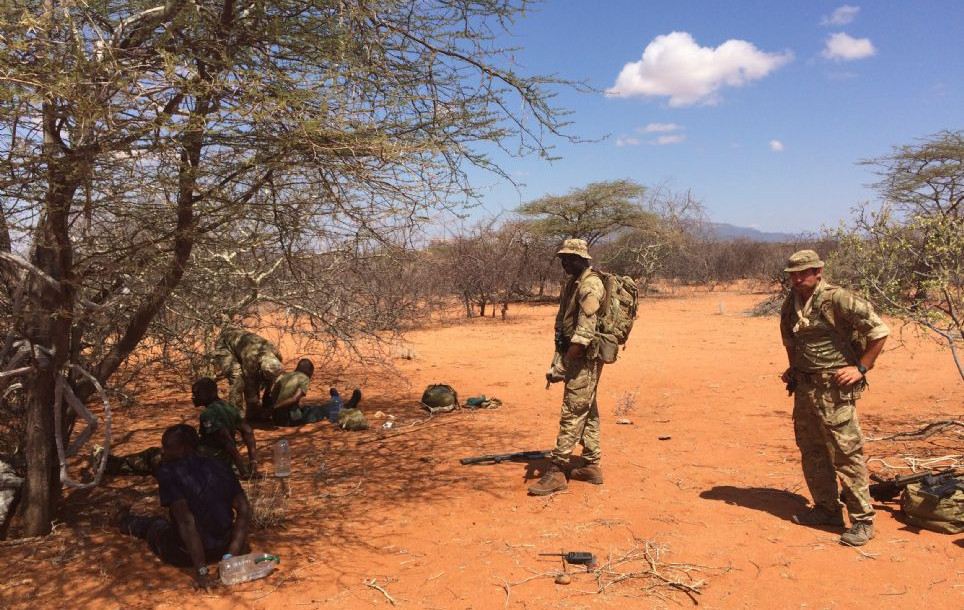 British Army Helps Reduce Poaching In Malawi