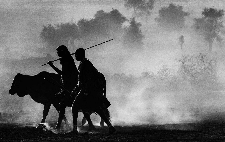 Masai © David Yarrow
