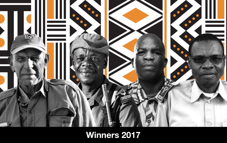 Tusk Conservation Awards Winners 2017