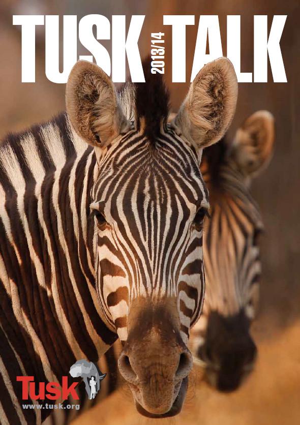 Tusk Talk 2013 cover