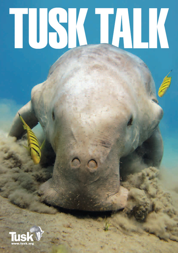 Tusk Talk 2014 cover