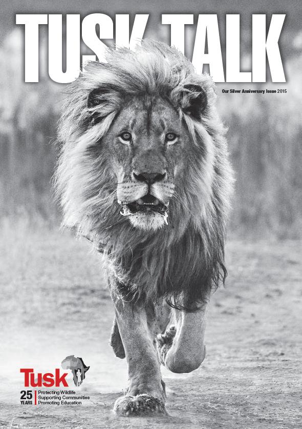 Tusk Talk 2015 cover