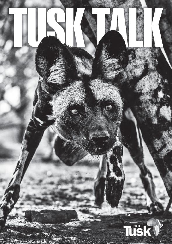 Tusk Talk 2016 cover