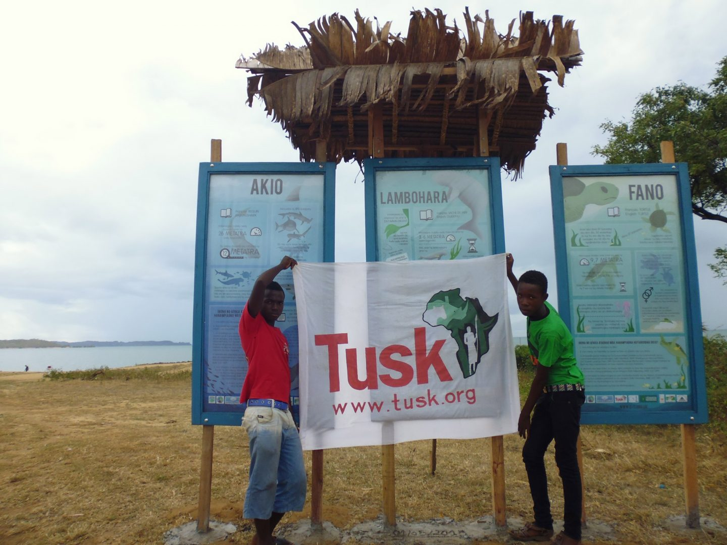 Tusk Trust - Community Centred Conservation