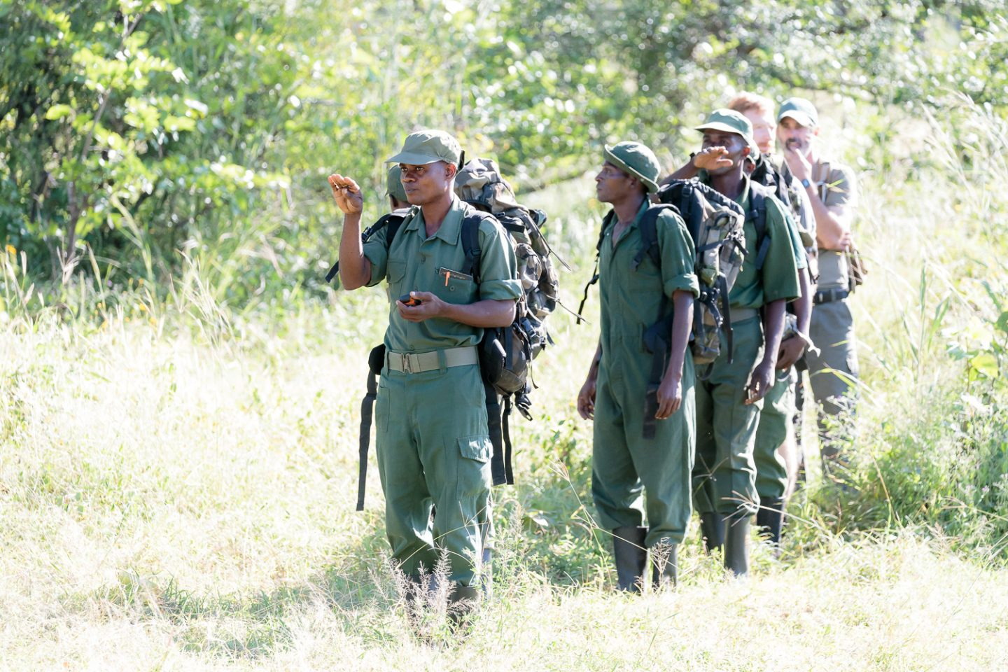 Tusk Trust - Conservation South Luangwa
