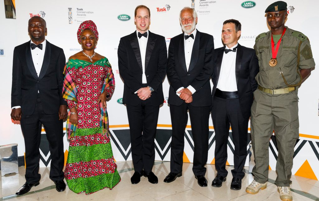 Tusk Conservation Awards 2015
