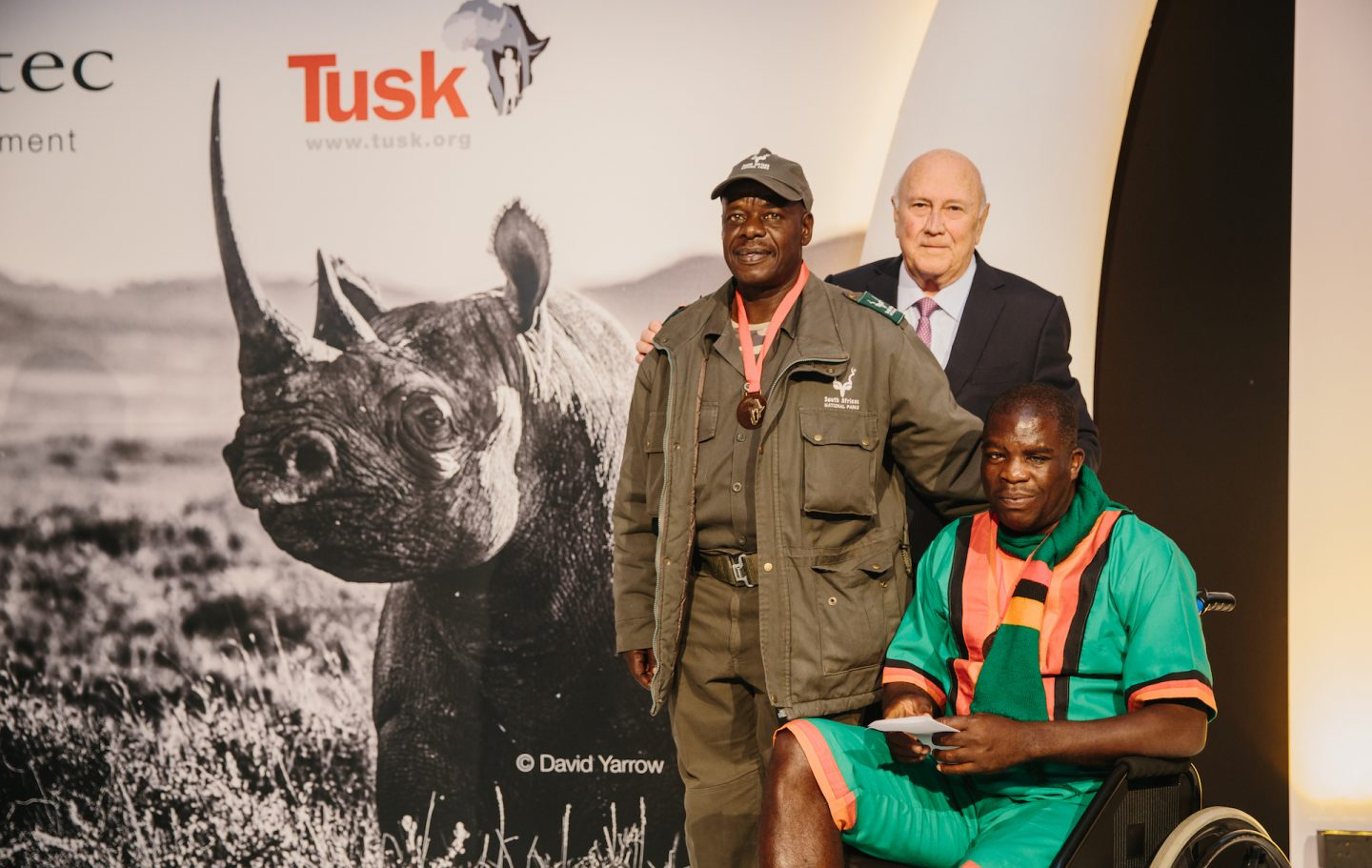 Tusk Conservation Awards 2017 Winners