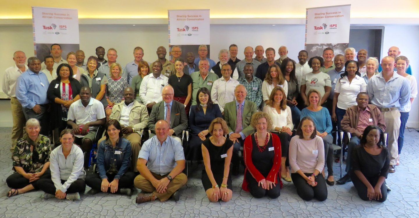 Sharing Success in African Conservation