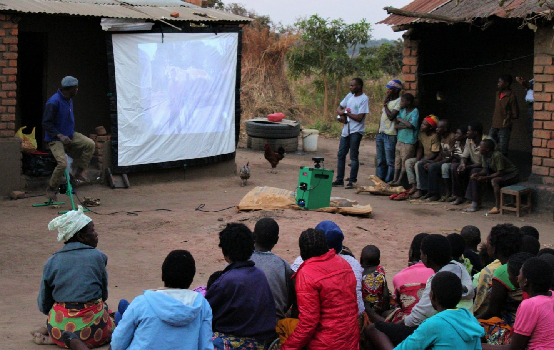 Tusk Trust - Lilongwe Cinema