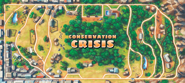 Conservation Crisis App