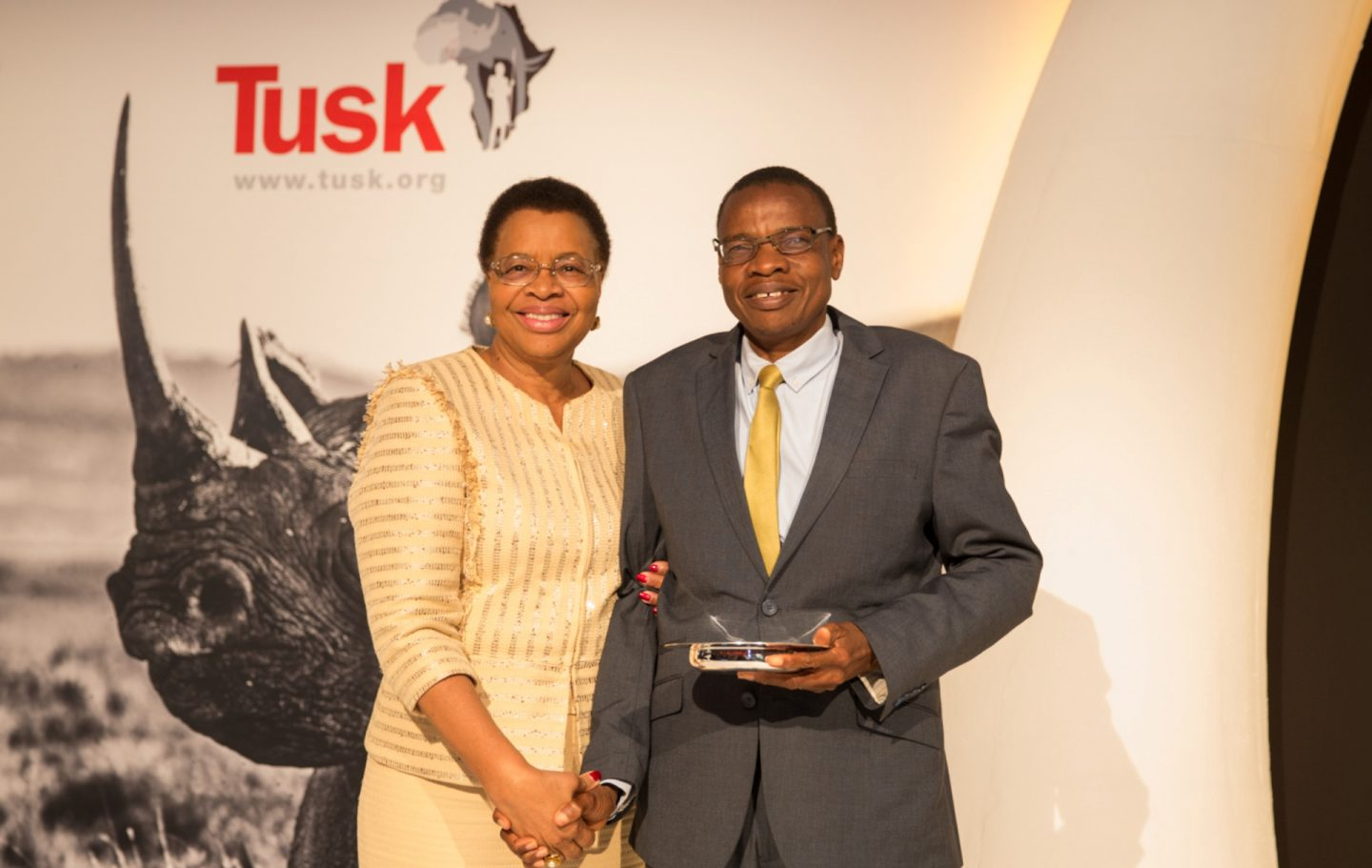 Graça Machel | Former First Lady of South Africa | Tusk Conservation Awards 2017