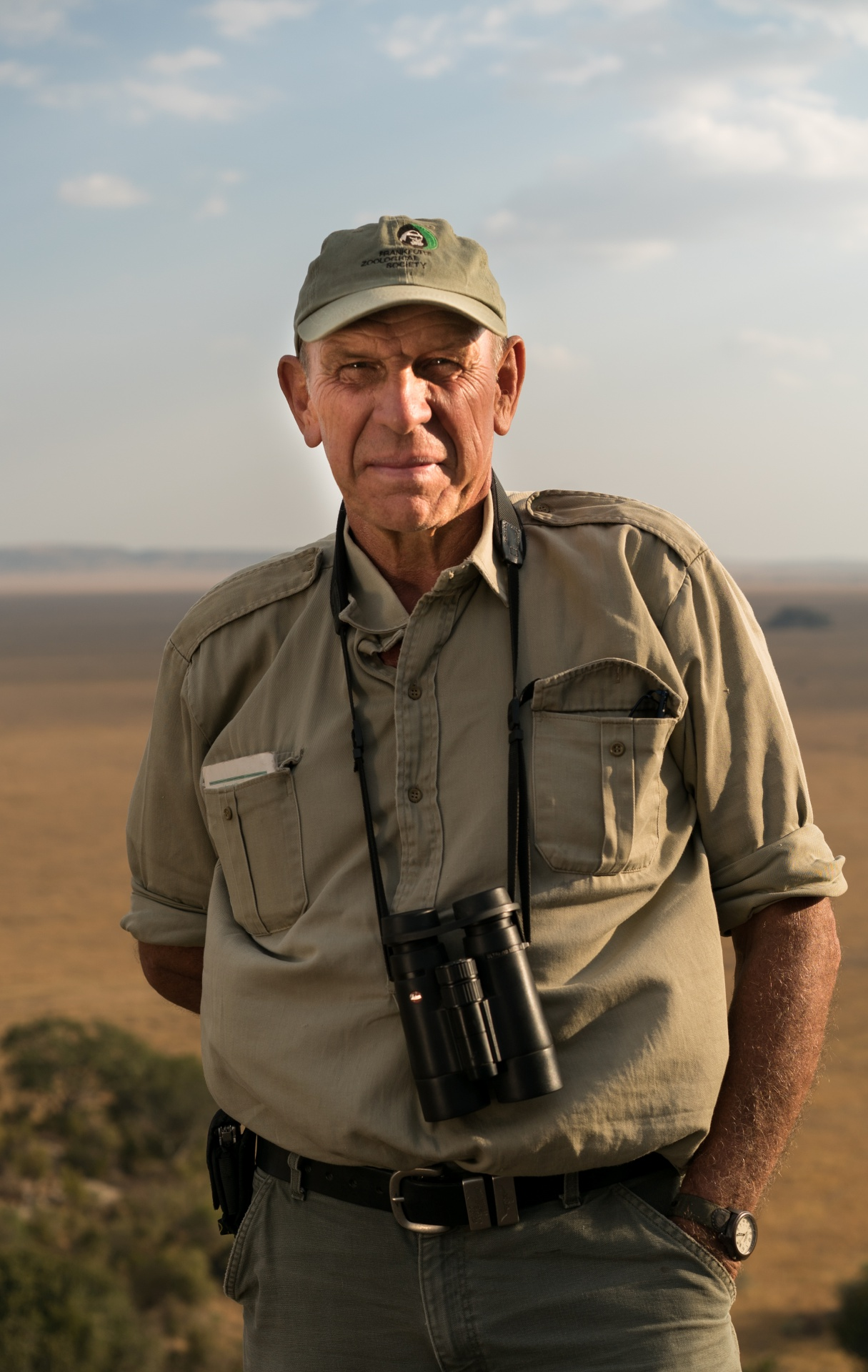 Rian Labuschagne | 2017 Prince William Award for Conservation in Africa, Winner