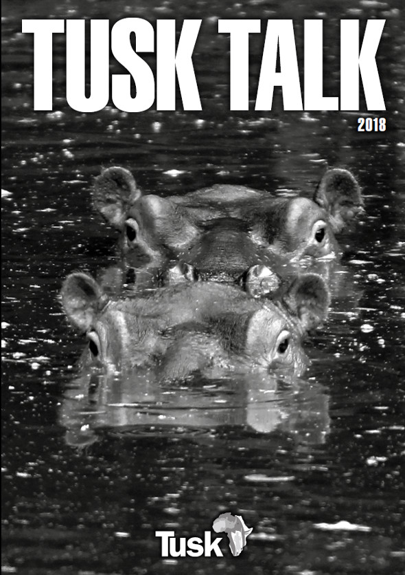 Tusk Talk 2018 cover