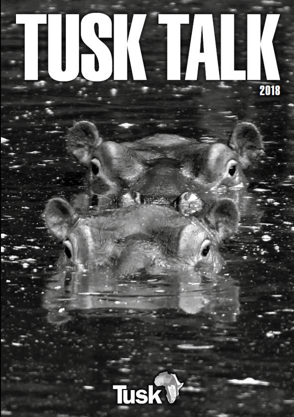 Tusk Talk 2018 cover