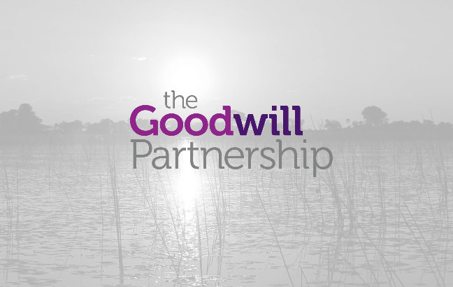 The Goodwill Partnership Logo