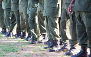 Ranger Boots in Uganda
