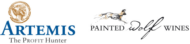 Event Sponsors Artemis Investment Management & Painted Wolf Wines