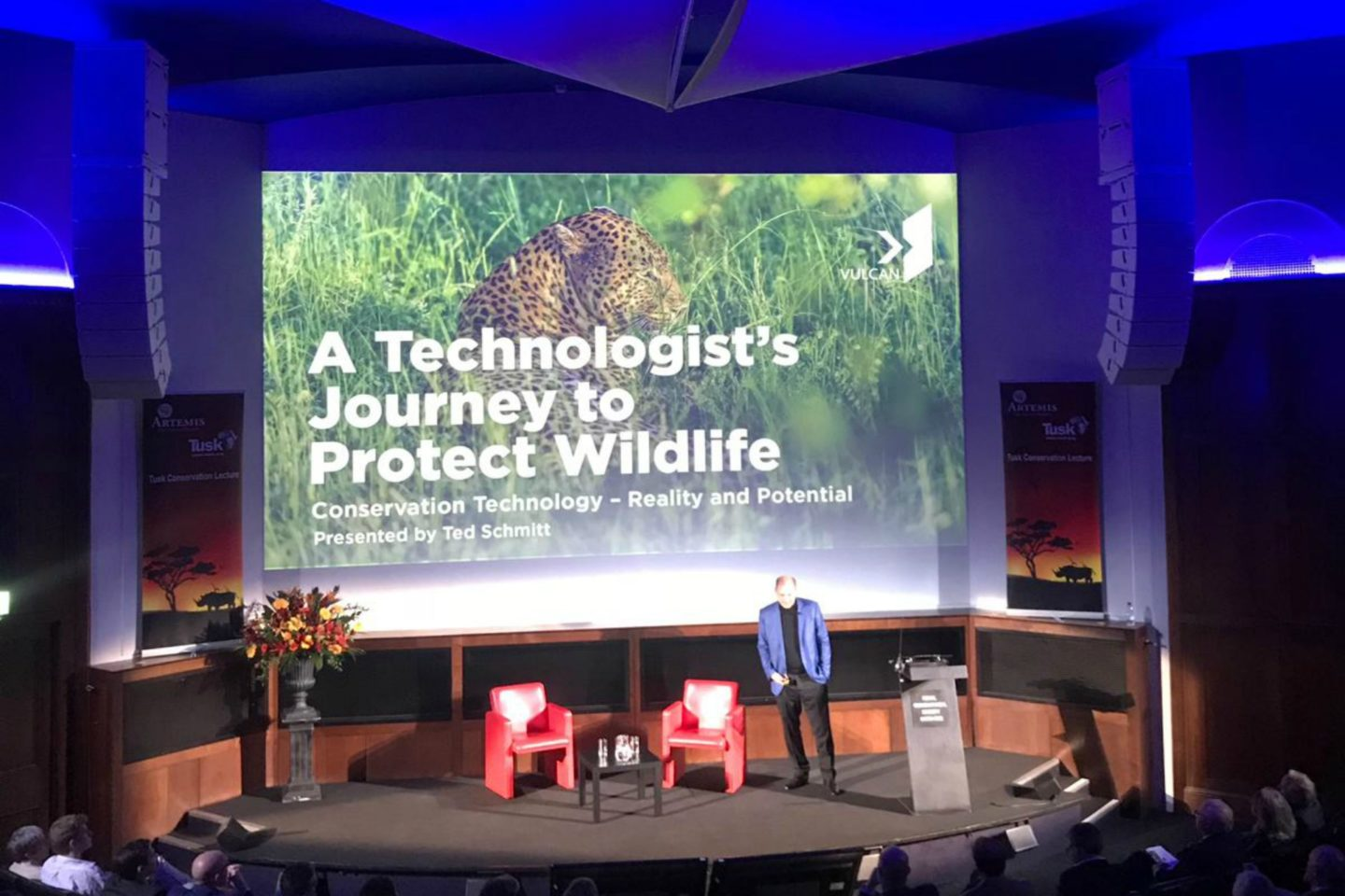 Can we save wildlife with technology?