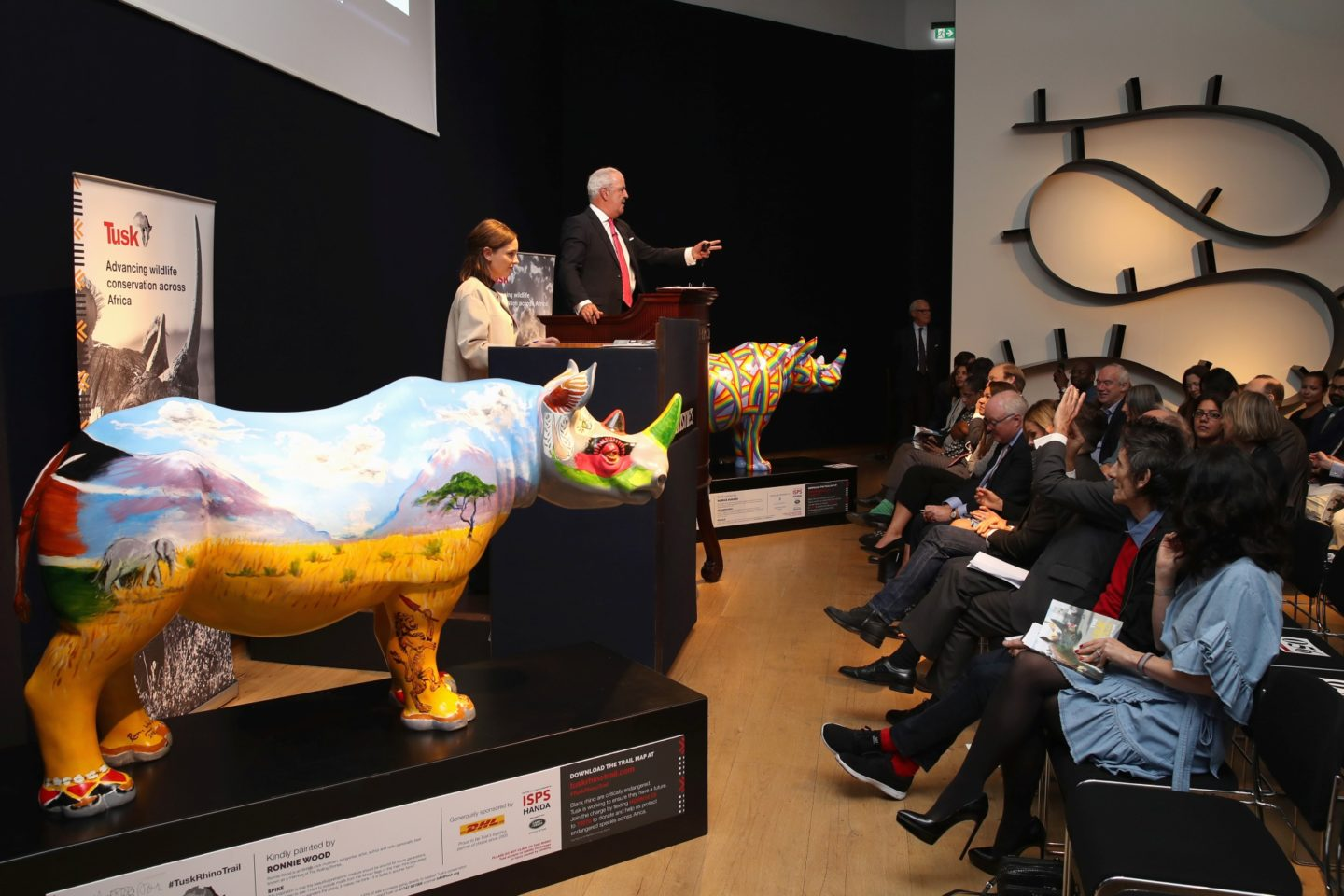 The Tusk Rhino Auction