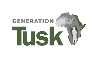 GenerationTusk logo white