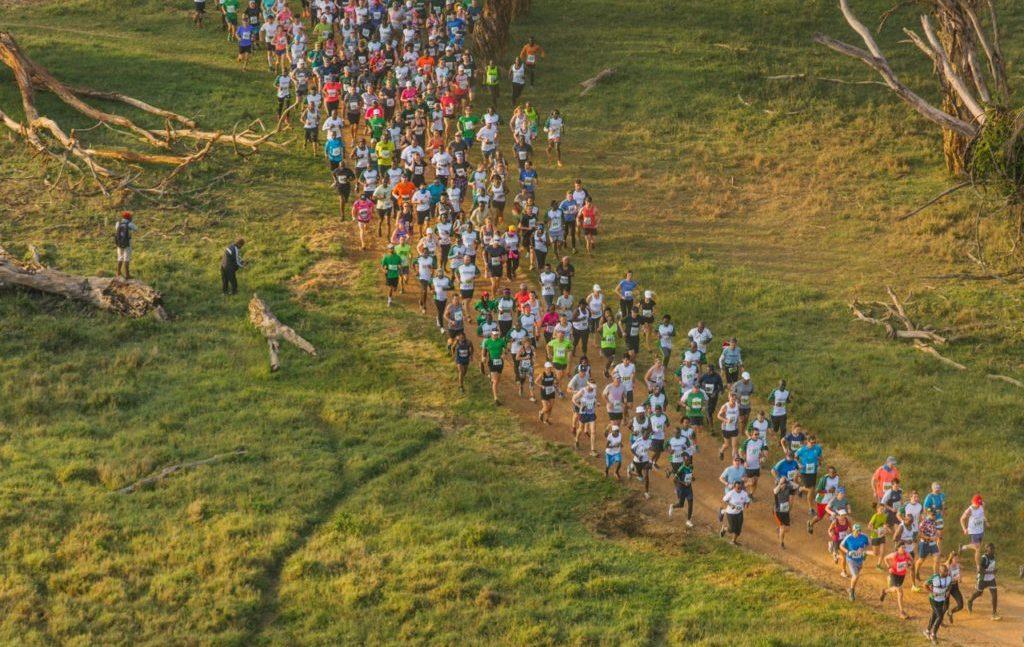 Safaricom Marathon 2019 © Bobby Neptune