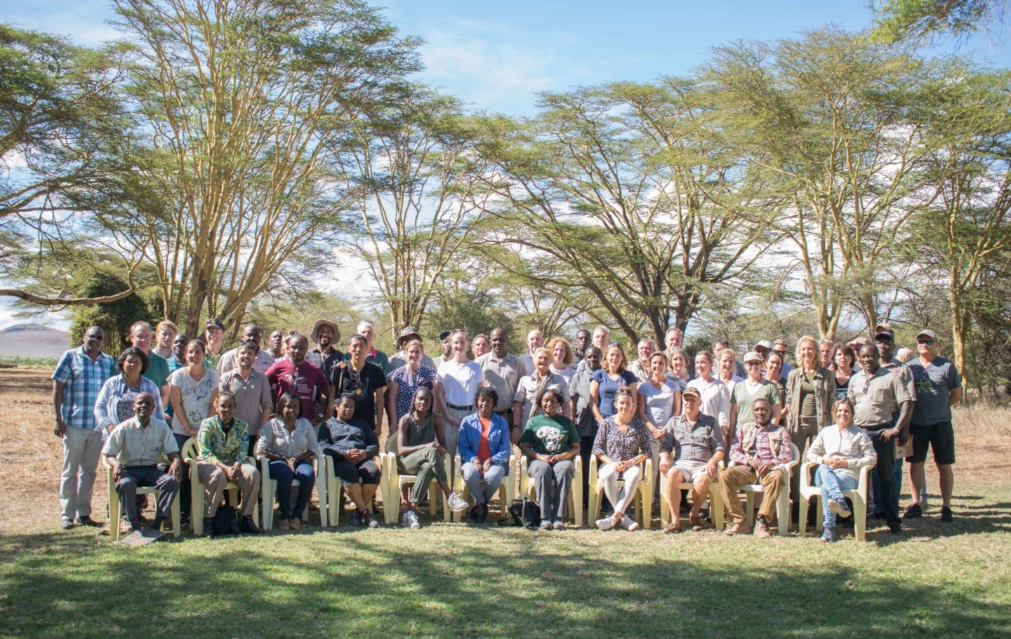 Tusk Conservation Symposium 2019 Participants