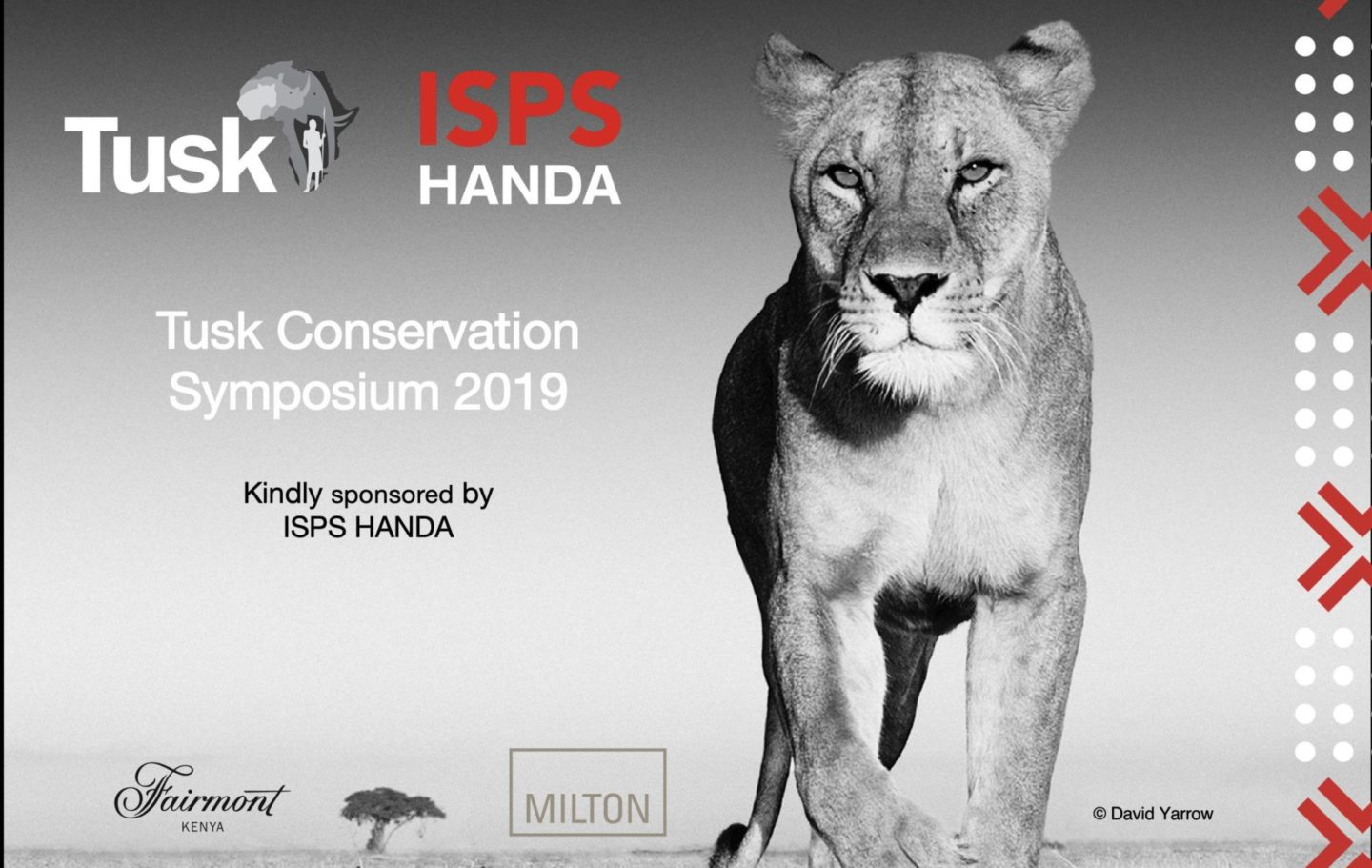 Tusk Conservation Symposium 2019