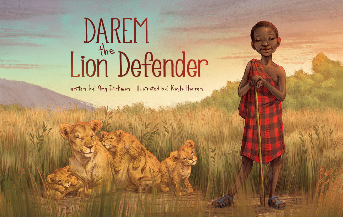 Darem The Lion Defender