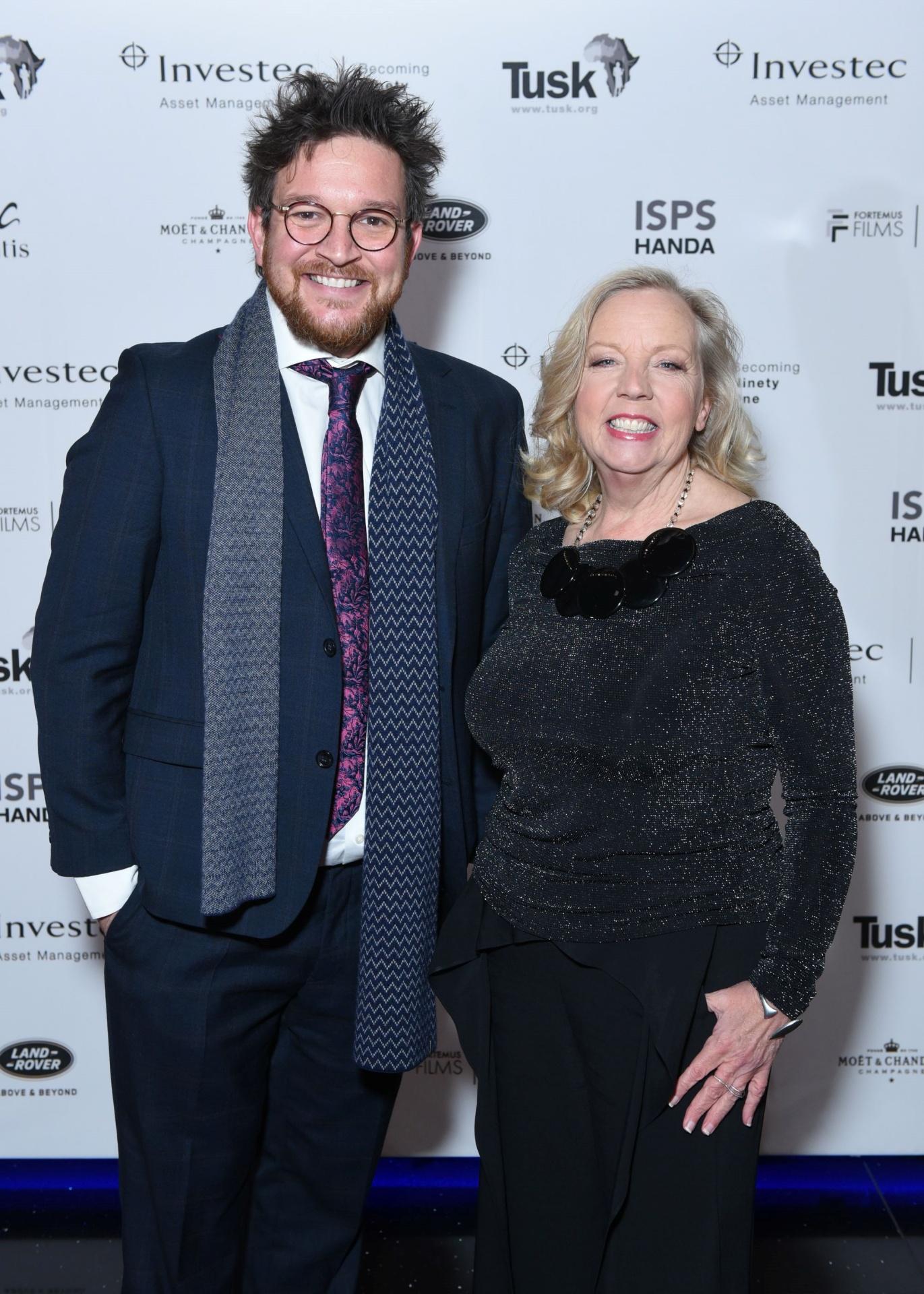 Deborah Meaden & Professor Ben Garrod