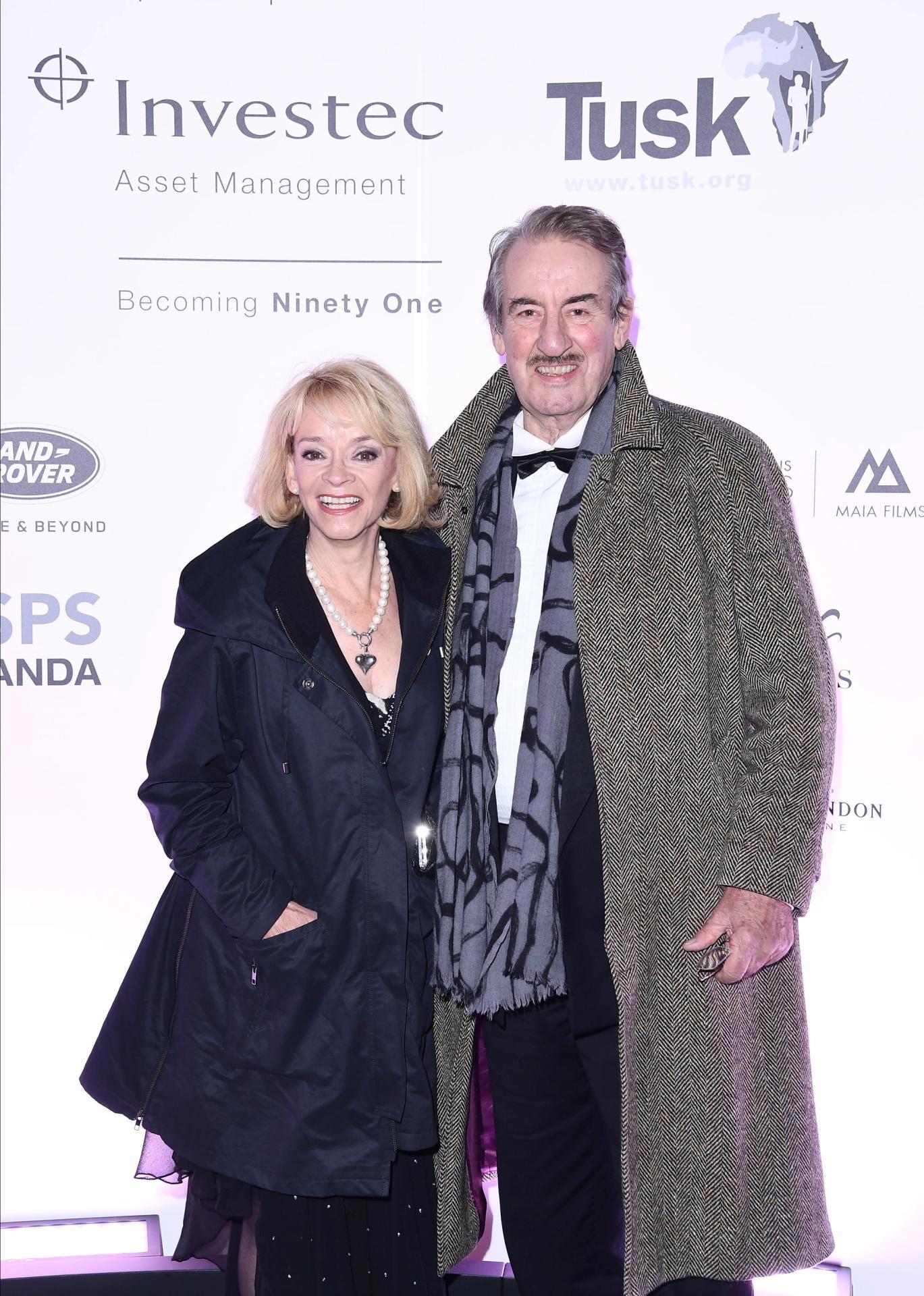 Sue Piper & John Challis