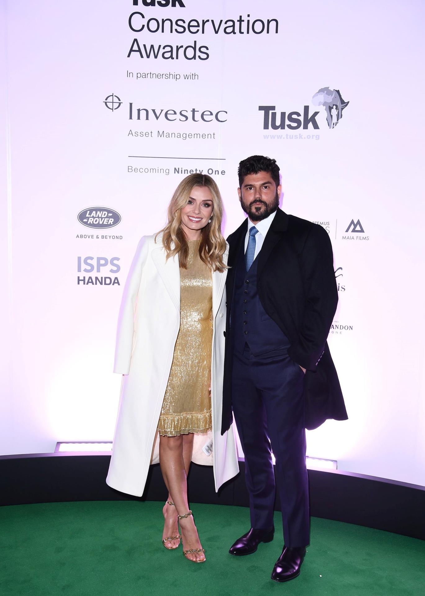 Katherine Jenkins OBE & Andrew Levitas