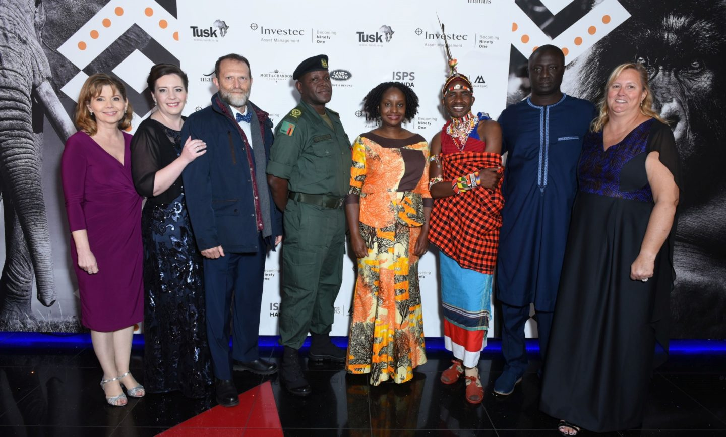 Tusk Conservation Awards 2019 Winners & Finalists