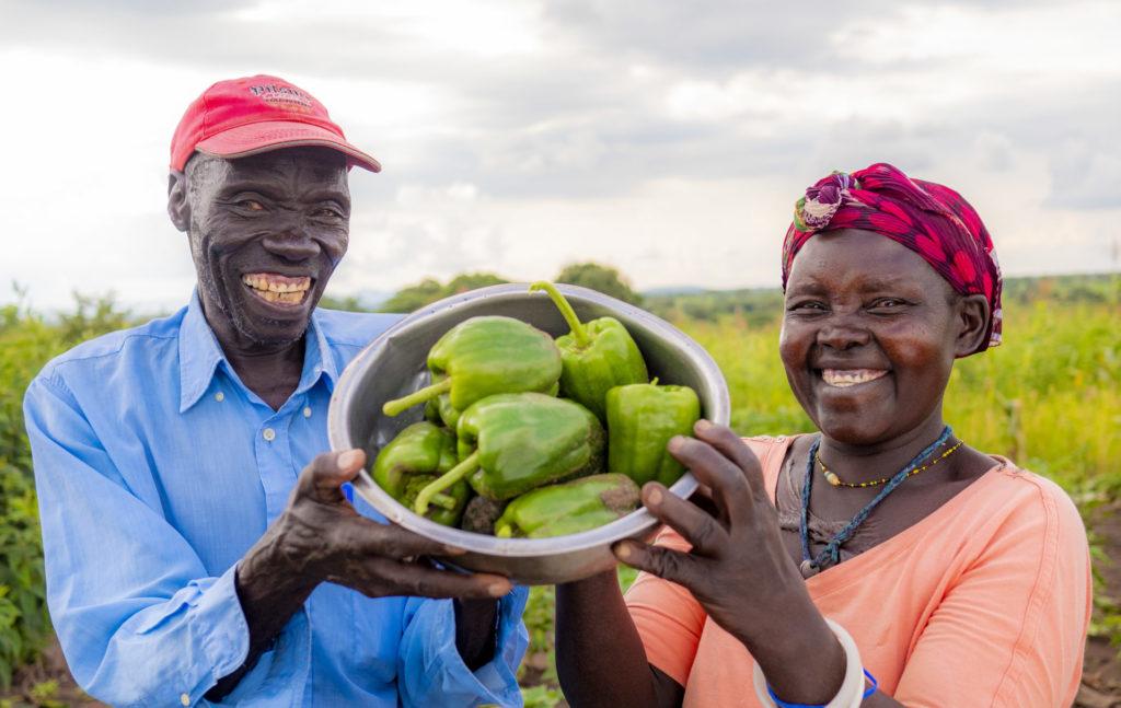 oseph Gemo Terezina - Sustainable Farming