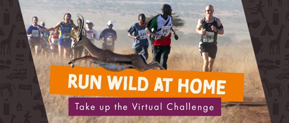 Virtual Lewa Safari Marathon