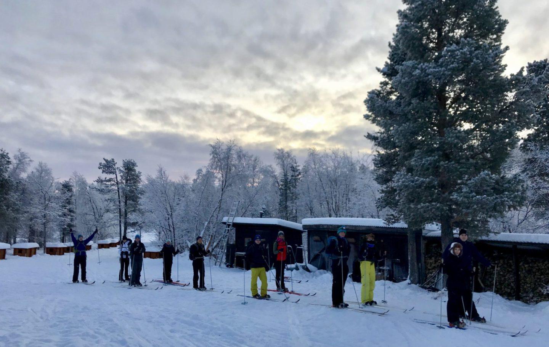 Arctic Challenge Nordic Skiing