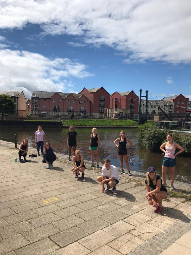 Team Exeter University