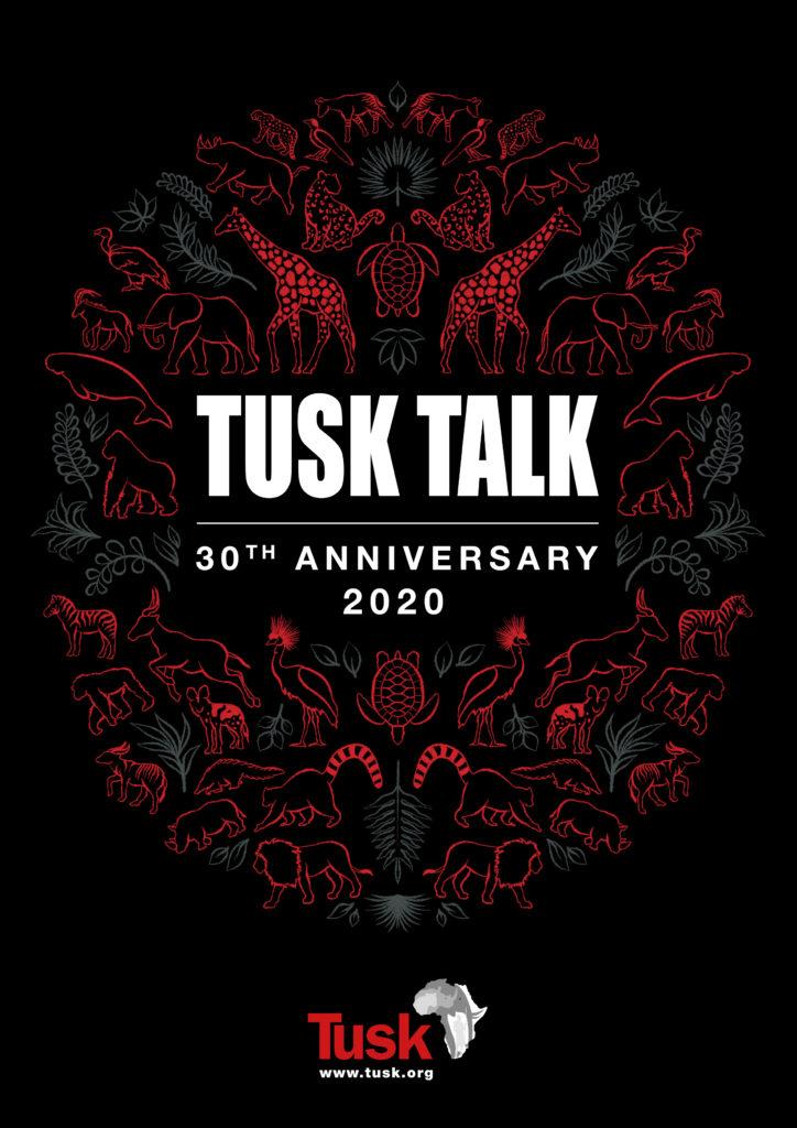 Tusk Talk 2020 cover