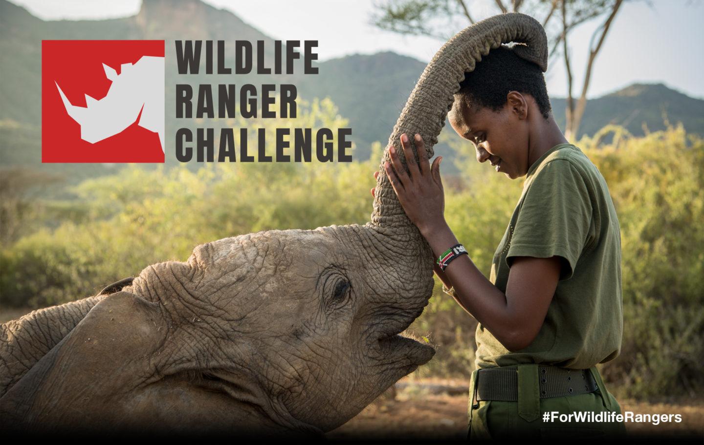 Wildlife Ranger Challenge banner by Ami Vitale