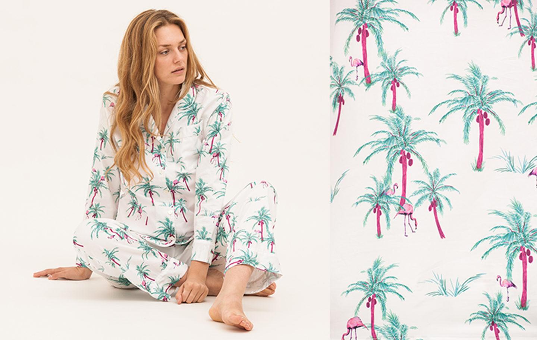 Wildlife Pyjamas PJ PAN