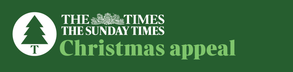 Times Christmas Appeal logo