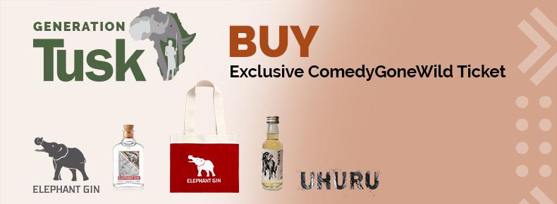 Buy Exclusive ComedyGoneWild Ticket