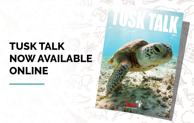 Tusk Talk 2021 Cover