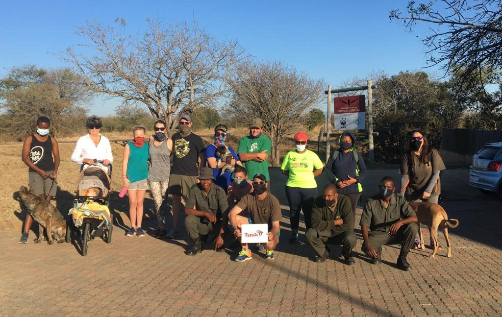 Southern African Wildlife College took part on the outskirts of Kruger National Park